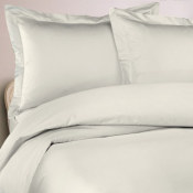 1000 Thread Count Egyptian Cotton Sheet Set - ivory