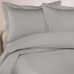 1000 Thread Count Egyptian Cotton Sheet Set - platinum